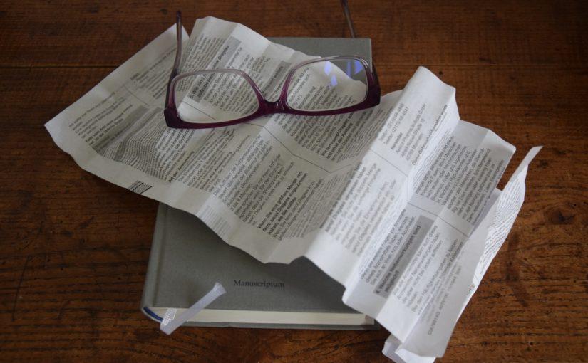 Nebenwirkungen oder Von Bücherdieben und der Kraft geschriebener Worte