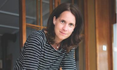 Nix geht ohne Post-Its – Julia Sandmann wirbt für Service Learning