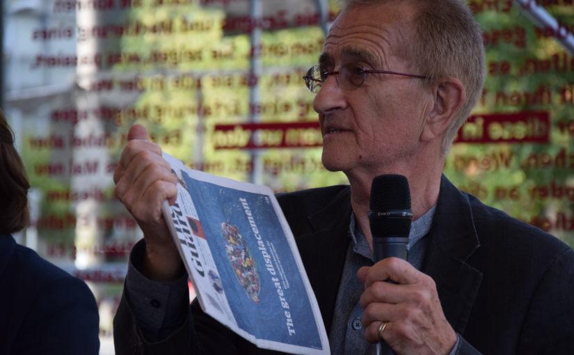 Werdegang und Lebensweg – Jochen Gerz in Duisburg