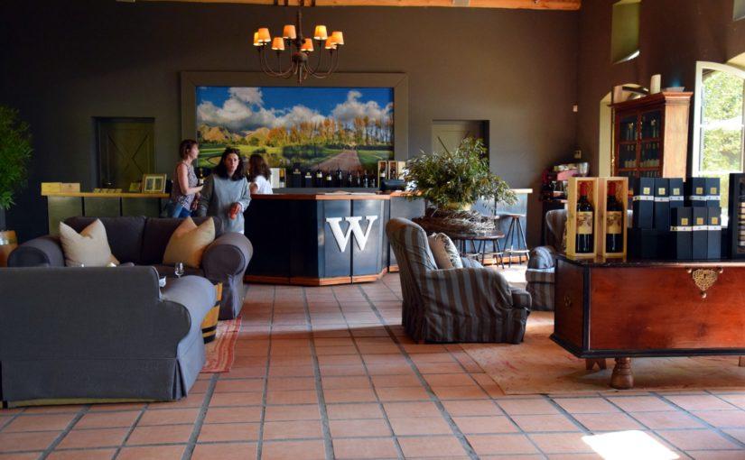 Südafrikas Spitzenweine – zu Besuch bei Waterford in Stellenbosch