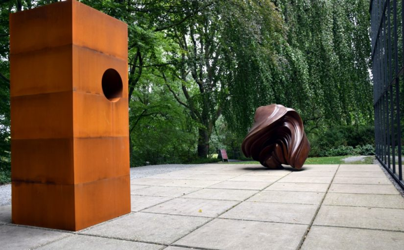 Tony Cragg lädt Sean Scully nach Wuppertal