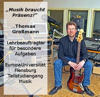 Stimmen zur Lage der Musikszene: Folge 6 Studium Musikpädagogik