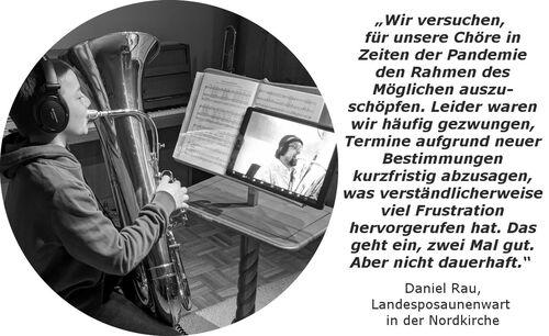 Stimmen zur Lage der Musikszene: Folge 5 Posaunenchöre der Nordkirche